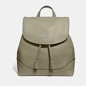 Coach Light Clover Elle Bag